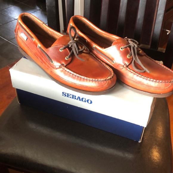 Sebago Shoes | Sebago Schooner Boat